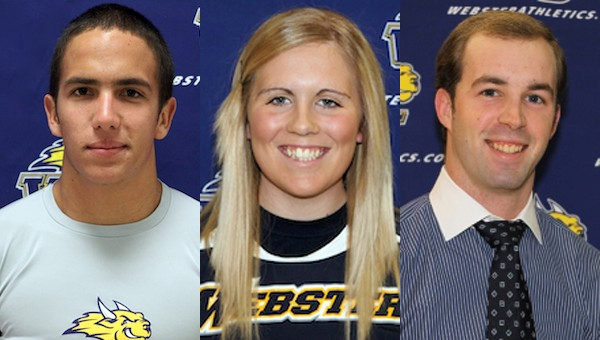 Three Gorloks Selected as SLIAC Players of the Week