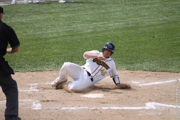 After Loss, Baseball Gorloks Continue Today in NCAA Tourney