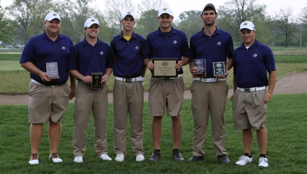 Hole in One: Golf Team Fills Trophy Case in Winning SLIAC Championship