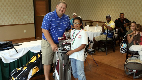 Camp Teaches Inner City Youth Golf, Life Lessons