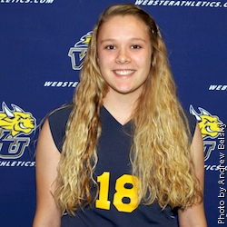 Webster University Freshman Named SLIAC Offensive Player of the Week