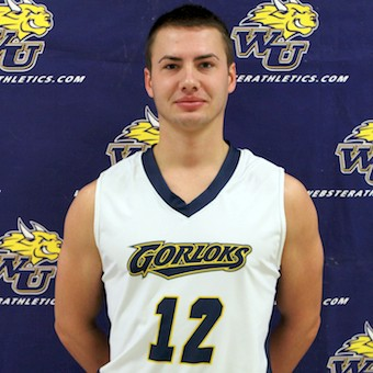 Sooter Named SLIAC Basketball Player of the Week