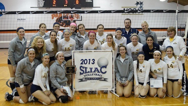 Big Athletics Weekend: Volleyball, Women's Soccer Win Conference Tourneys, Head to NCAA Regionals